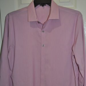 Kenneth Cole Reaction-Slim Fit Dress Shirt